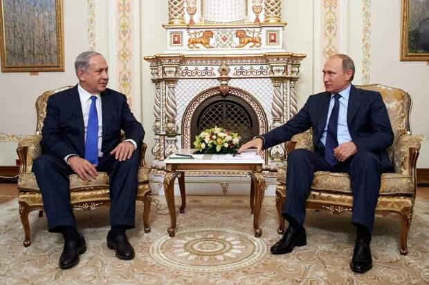 В Кремле раскрыли цель встречи Путина и Нетаньяху