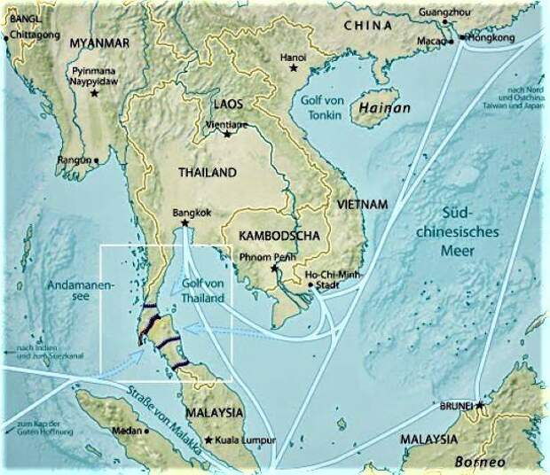 Мьянма – это Панама сегодня?..