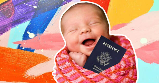 5 стран, в которых гражданство дают по праву рождения