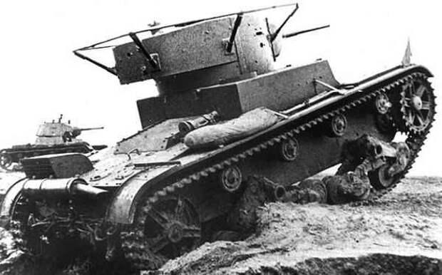 Семен Осадчий: как воевал советский танкист, который придумал танковый таран