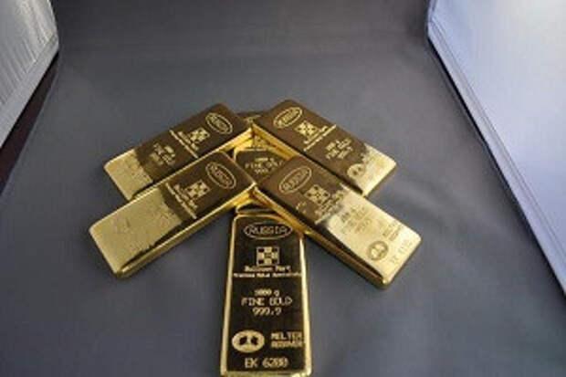 Минфин РФ купит золото для резервов страны