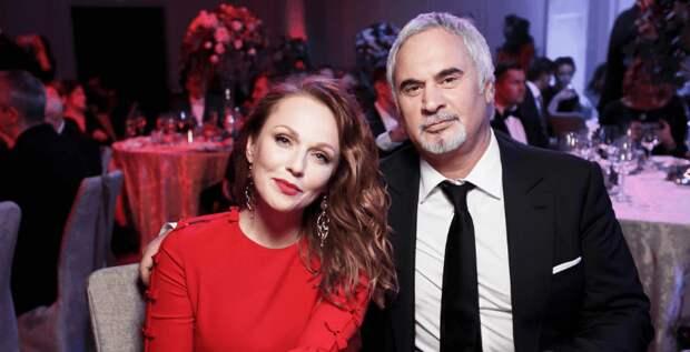 Стало известно, как Валерий Меладзе и Альбина Джанабаева назвали дочь