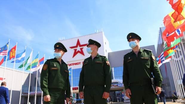 Тема Арктики получит особое внимание на форуме «Армия-2021»