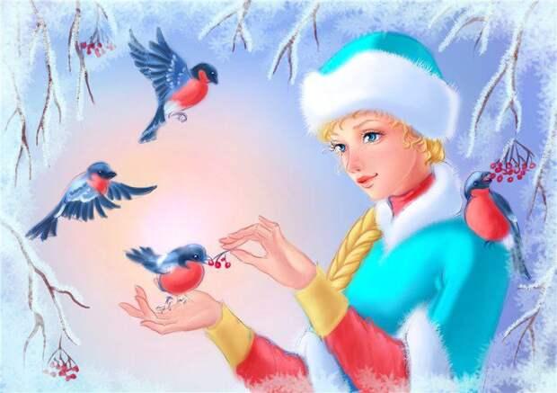 Тайна происхождения Снегурочки