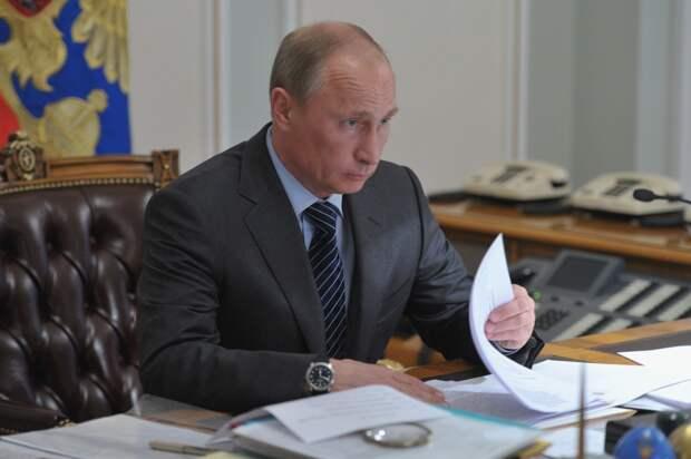 В ближайшие часы Путин проведет совещание по поводу коронавируса