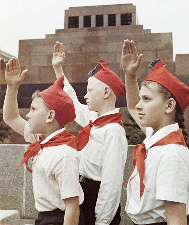 Что запрещалось советским пионерам