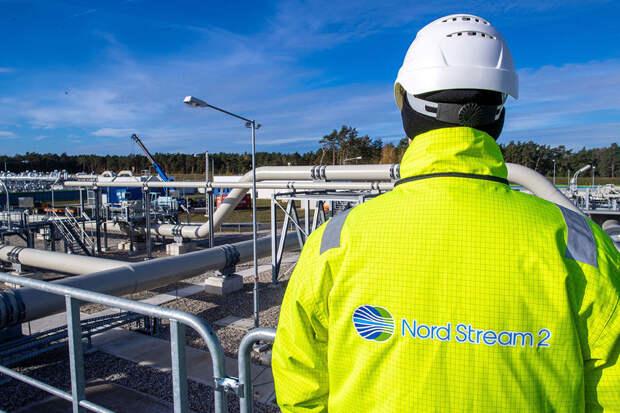 Германия намерена создать условия для реализации проекта «Северный поток 2»