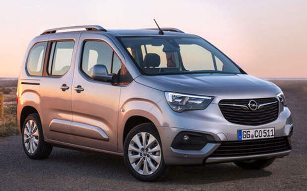 Четвертый Opel для России — первые изображения