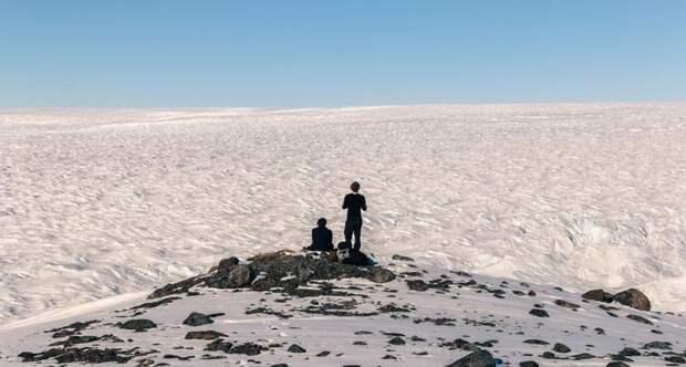 В ледниках Гренландии обнаружено большое количество ртути