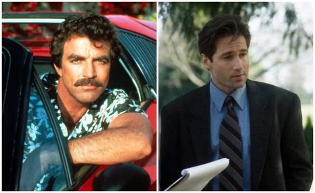 Как выглядят сейчас актеры, сыгравшие красавчиков-детективов в сериалах прошлого века