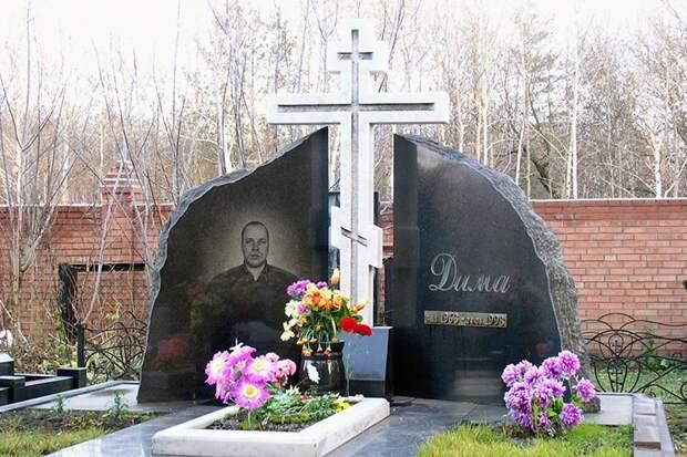 Могила Рузляева