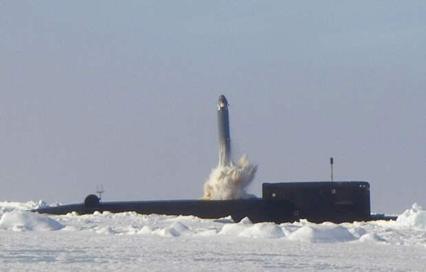 Российские военные осуществят массовый запуск межконтинентальных баллистических ракет