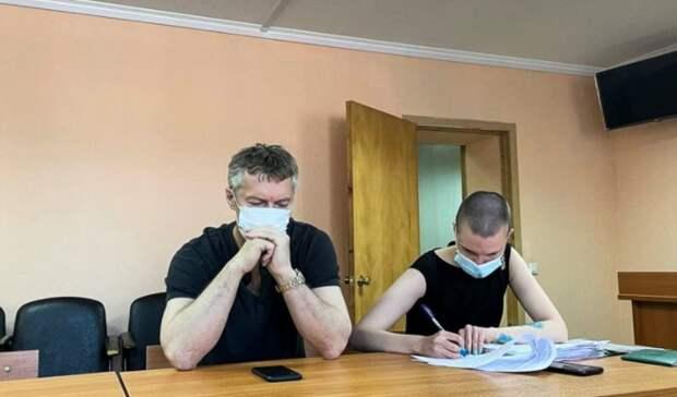 Евгений Ройзман получил девять суток ареста за акцию в поддержку Навального