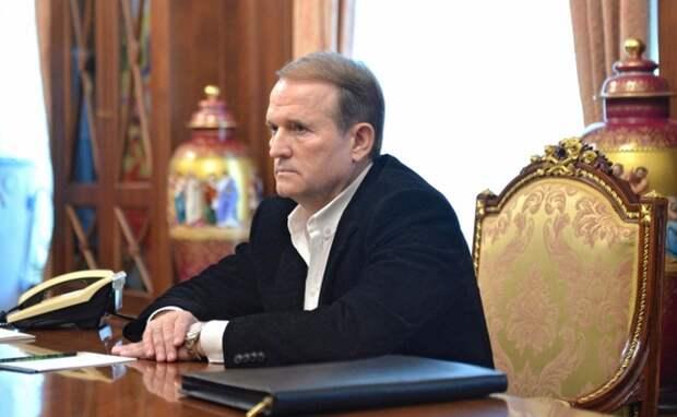 Мирный план Медведчука – создание нескольких Украин