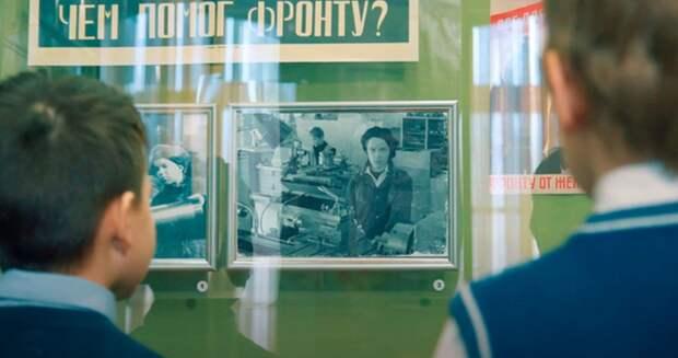 «Мы – наследники Победы!» - специальный проект школы телевидения телеканала «Продвижение» к 9 Мая
