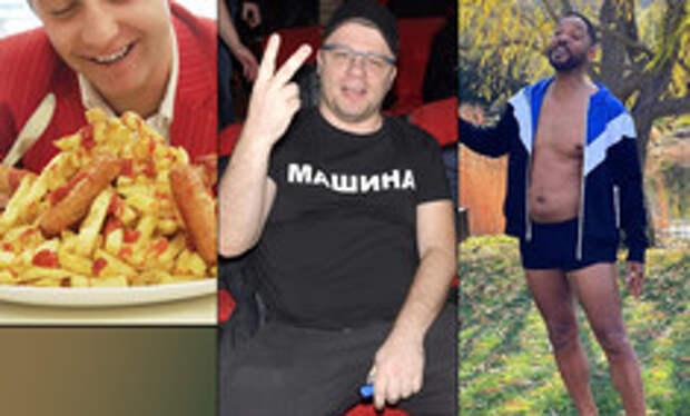 ПП кулич, «полуночный медовик» и рецепт пельмешек: как российские фанаты поддержали округлившегося Уилла Смита