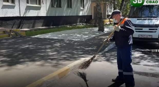 Директор районного «Жилищника» раскрыла секрет чистоты дворов в Лианозове