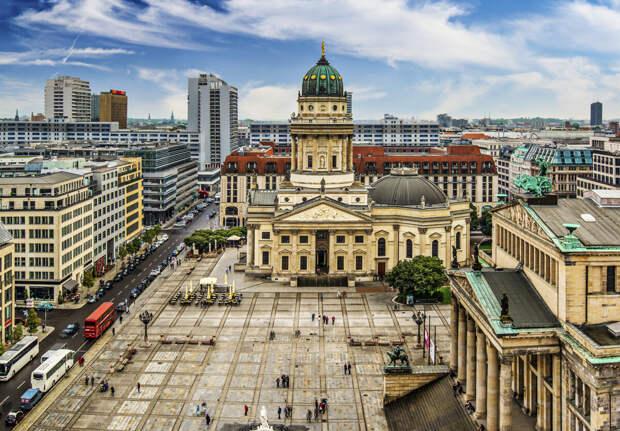 Берлин - рай для вечеринок