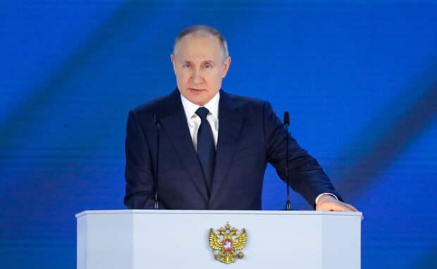 Что пообещал Путин гражданам, отраслям и регионам