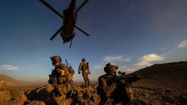 СШАзаявили одостижении своих целей вАфганистане