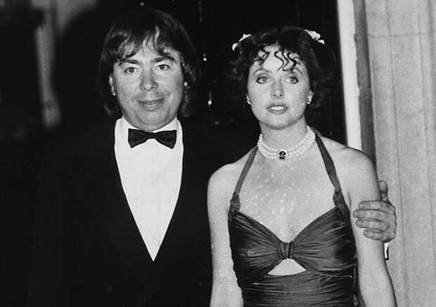 Эндрю Ллойд Уэббер и Сара Брайтман, 1987 год
