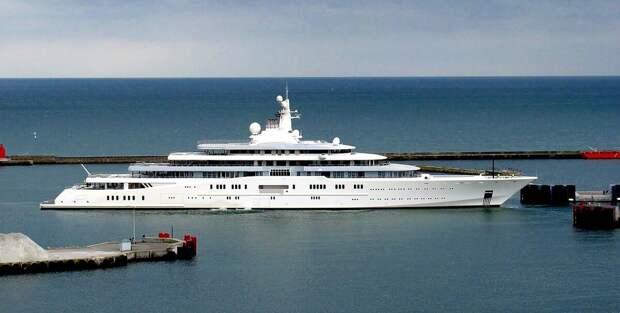 Топ 10 самых дорогих яхт в мире