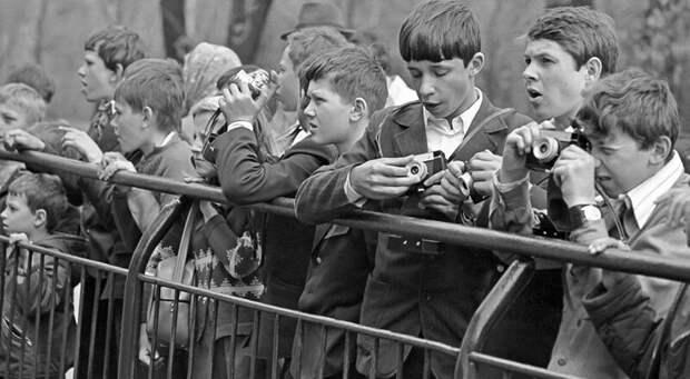 Интересные моменты из жизни СССР СССР, история, фото