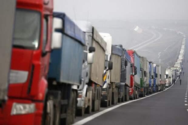 БЧБ-шники начнут блокировку дорог в Белоруссию из Украины