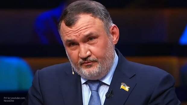 Депутат Украины объявил о подготовке к свержению Зеленского силовым путем