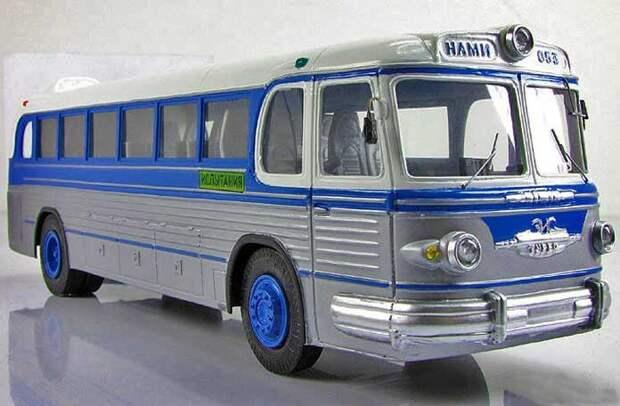 ТурбоНАМИ-053 автобусы, история, это интересно