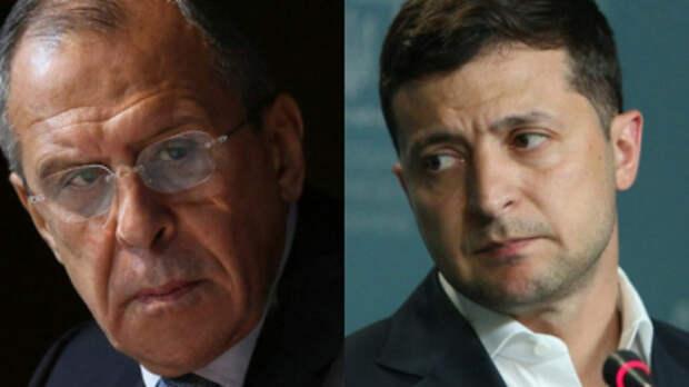 Олейник: Лавров вынес Зеленскому политический приговор