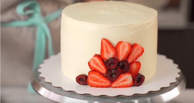 Какой торт приготовить жарким летом. Конечно же лимонадный торт