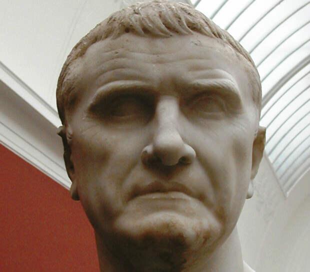 4. Марк Лициний Красс. 115 до н. э. — 53 до н. э. ($170–200 млрд.) Богатейшие люди, богатство