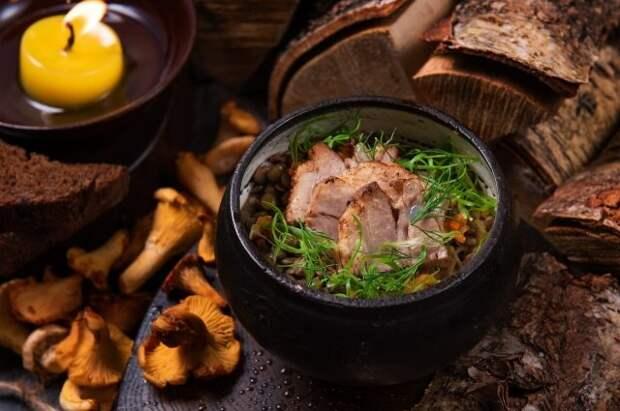 5 блюд из свинины для сытного обеда
