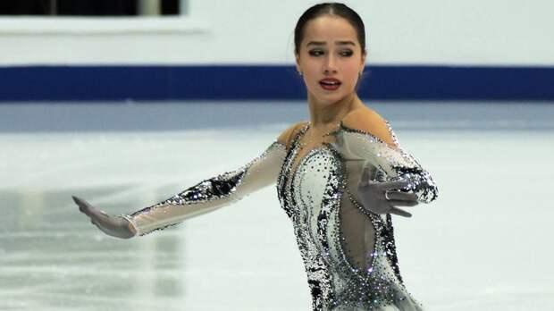 Талант фигуристки Алины Загитовой восхитил журналиста CNN Тома Киркланда