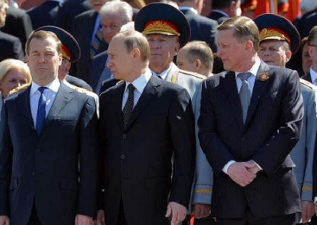 Качество российской элиты назвали ниже казахстанской, но выше бразильской. При чем тут Медведев?