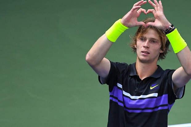 Рублёв стал вторым теннисистом, которому удалось одержать 30 побед в сезоне