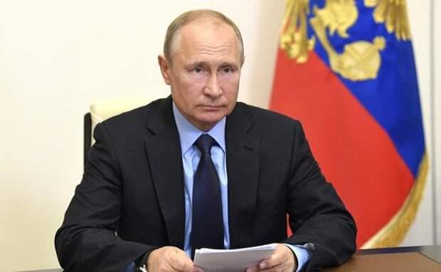 Путин прилетел в Женеву на встречу с Байденом