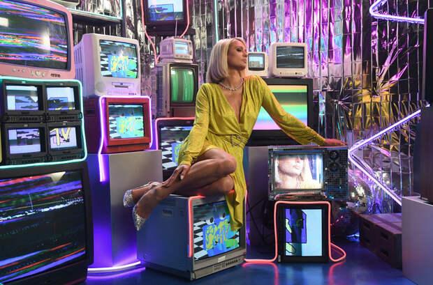 Хайди Клум, Пэрис Хилтон и другие на премии MTV Movie & TV Awards: Unscripted