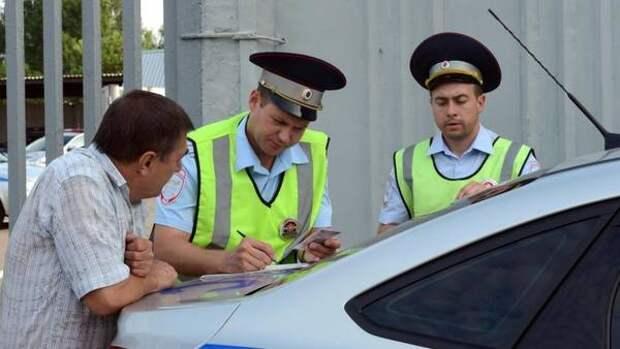 ГИБДД активизировала скрытое патрулирование