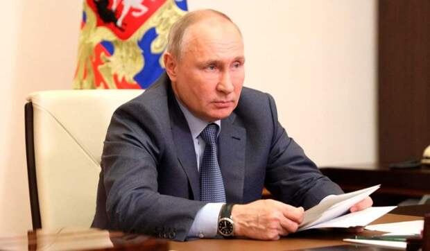 Путин об Украине: Превращают в антипод России