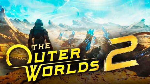 Игровая индустрия - Анонсирующий трейлер The Outer Worlds 2