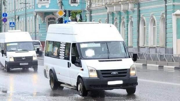 В Рязани ужесточили требования к вечерней работе маршруток