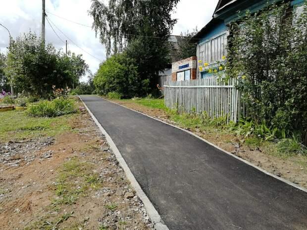 Новые тротуары появятся на 36 улицах Ижевска