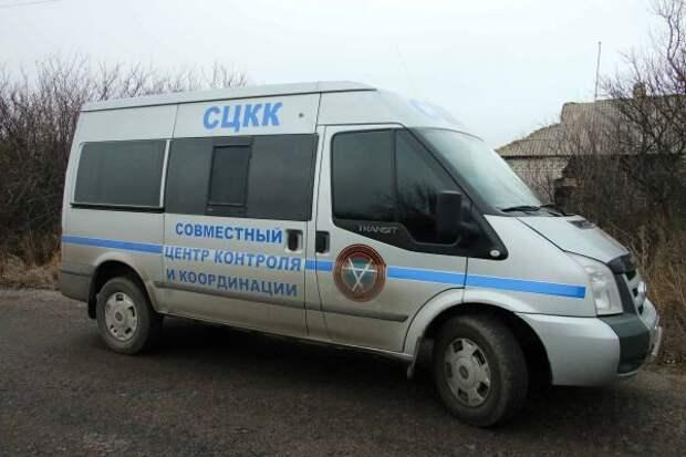 Снаряд ВСУ попал вприусадебный участок жилого дома— СЦКК