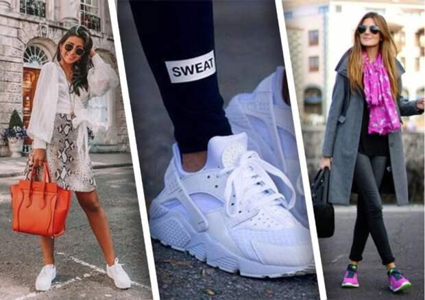 Модные кроссовки осень-зима 2021-2022: 5 трендов