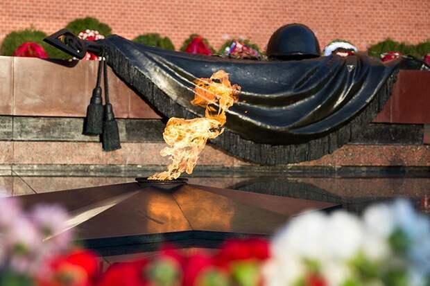 Время горьких утрат: Москва почтила память погибших в Великой Отечественной войне