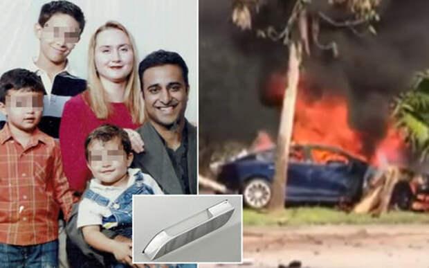Выдвижные ручки Tesla убили водителя – семья требует компенсации