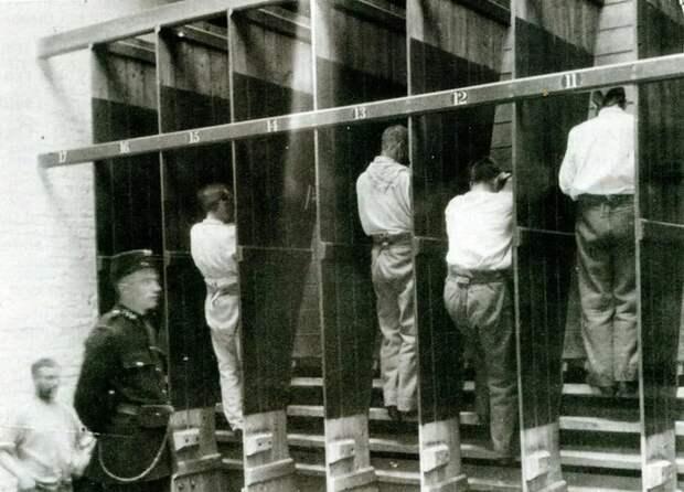 Как втюрьме 19-го века появилась Лестница Кьюбитта, прародительница современных тренажеров