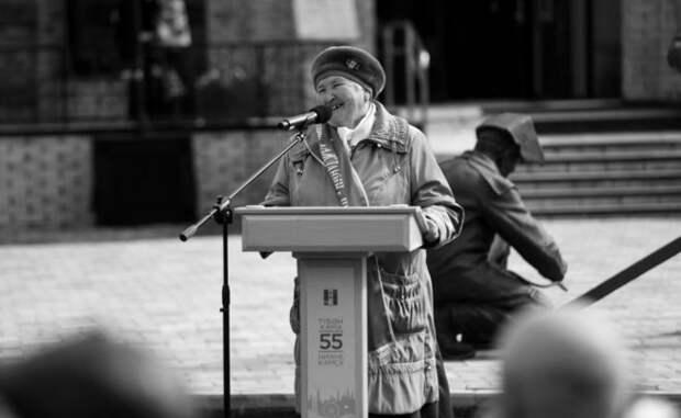 В Нижнекамске умерла Герой социалистического труда Ганзя Ахмадиева